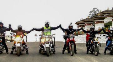 Bhutan Motorbike Tours