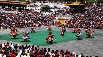 Thimphu Tshechu (Festival)