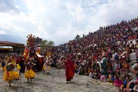 Paro Tshechu (Festival)