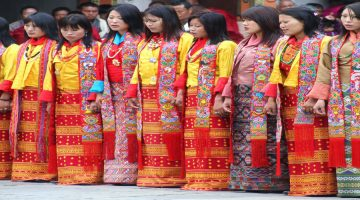 Punakha Tshechu (Festival)
