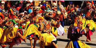 Bumthang Ura Festival (Ura Yakchoe)